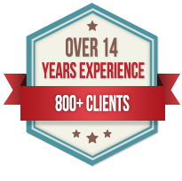 14 Years Web Design Experience