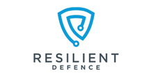 Resilient Defence web design for Ireland & UK sites