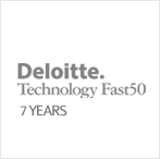 Deloitte Technology Fast 50 Awards Logo